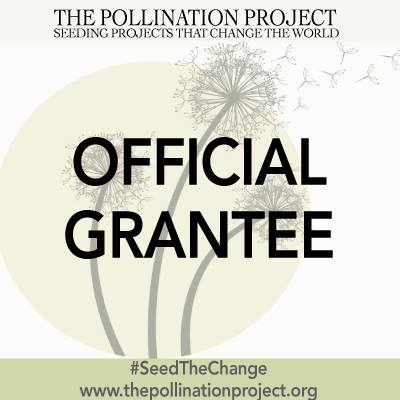 POLLINATION GRANT BADGE